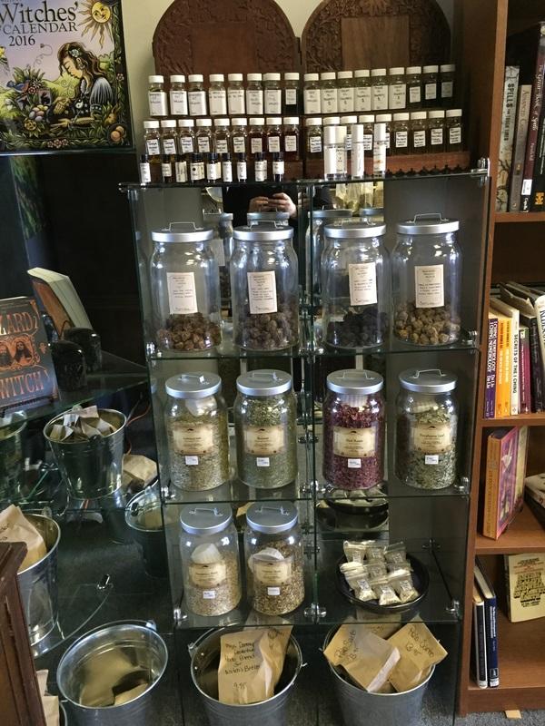 Elemental Book & Curiosity Shop Inc ~ Winnipeg's best shop
